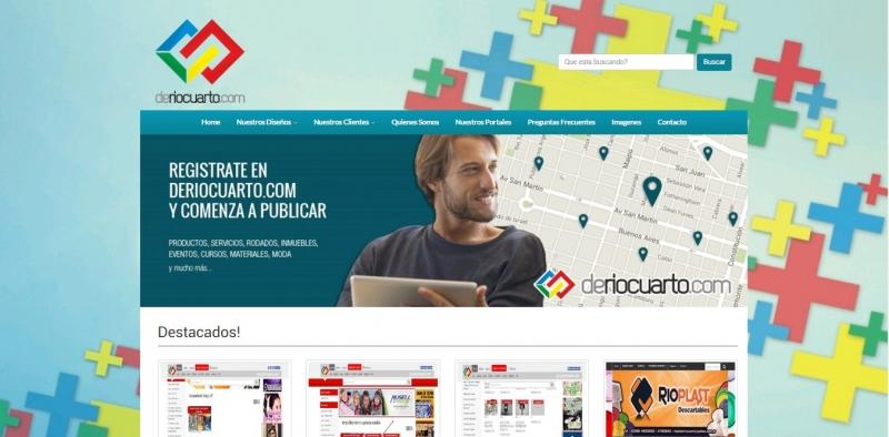 DISENO WEB INFO.DERIOCUARTO.COM, Queres formar parte de nuestro equipo?, Rio Cuarto