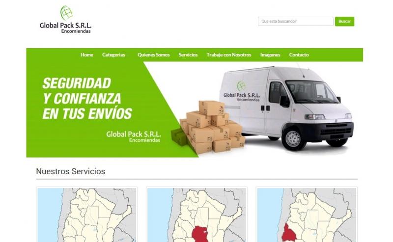 DISENO WEB GLOBAL PACK SRL, Queres formar parte de nuestro equipo?, Rio Cuarto