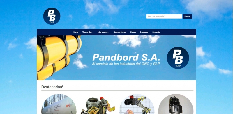 DISENO WEB PANDBORD S.A., Queres formar parte de nuestro equipo?, Rio Cuarto