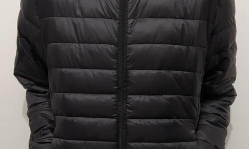 Campera de Abrigo Negro